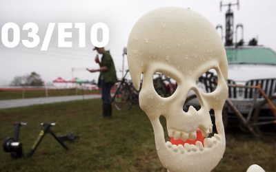 5K RUNNING RACE WITH BIKES IN THE MUD - S03/E10 - The CXOff