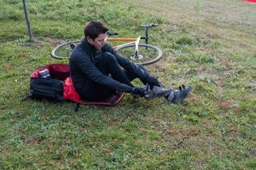 Silca Maratona Race Day Gear Bag