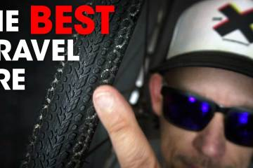 THE BEST GRAVEL TIRE!! - TMT