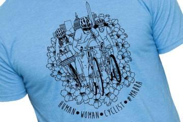 Buy A Shirt, Send A Woman To Ellen Noble's Cyclocross Quest Camp!!