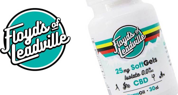Floyd's of Leadville Introduces Isolate Softgels
