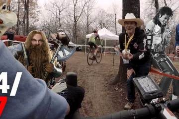 EXTREMELY NORMCORE SINGLESPEED ACTION - Capital 'Cross Classic S04/E07 - #TheCXOff