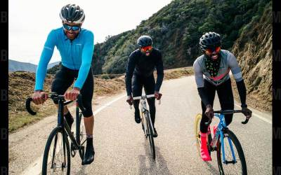 Justin and Corey Williams Ride Fixed, Up A Mountain With State