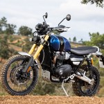 2019 Triumph Scrambler 1200 Xe Getting It Right Cycle Canada