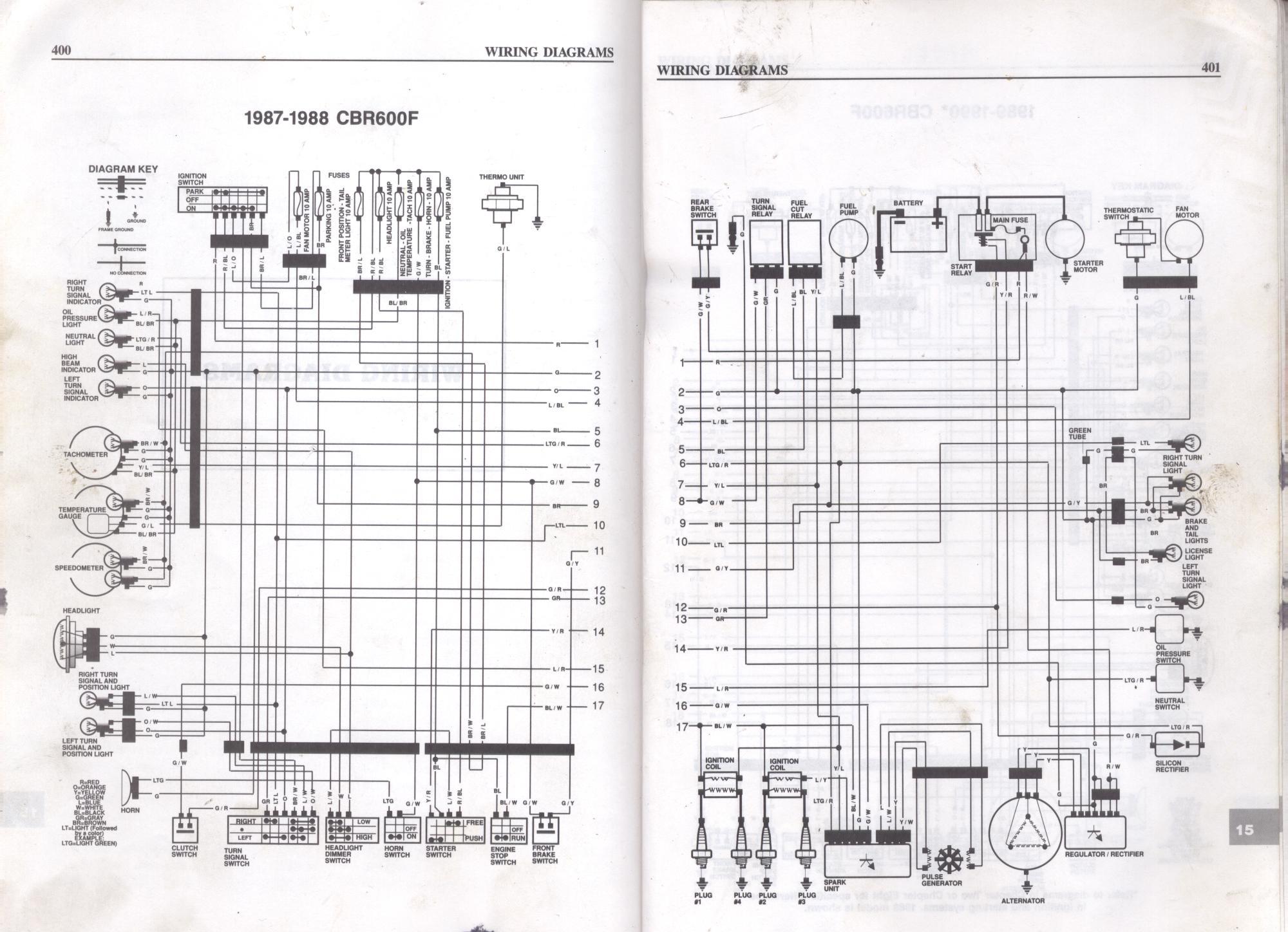 1987 1988 Honda CBR600F Wiring Diagrams?resize\=665%2C481 s i1 wp com www cyclechaos com images 0 0e 1 virago wiring diagram at soozxer.org