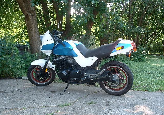 750 Honda Nighthawk 1997