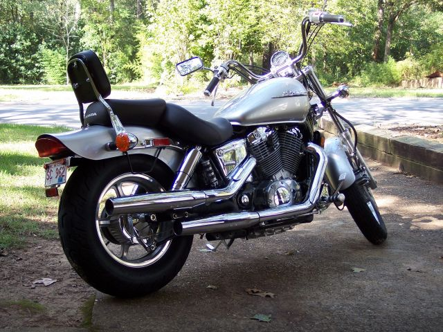honda shadow spirit 1100 exhaust