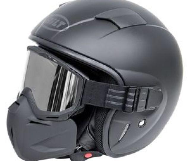 Custom Bilt Brutus Helmet