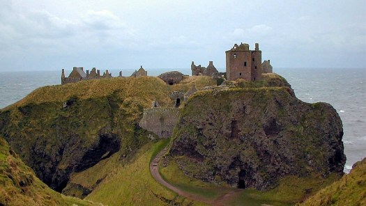 Coast and Castles North - Dunnottar Castle