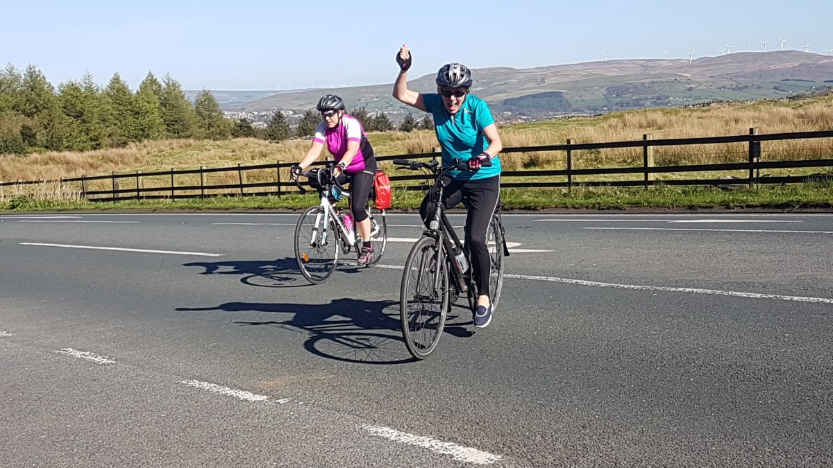 Two Towers - A Cycle Ride Around Haslingden and Darwen