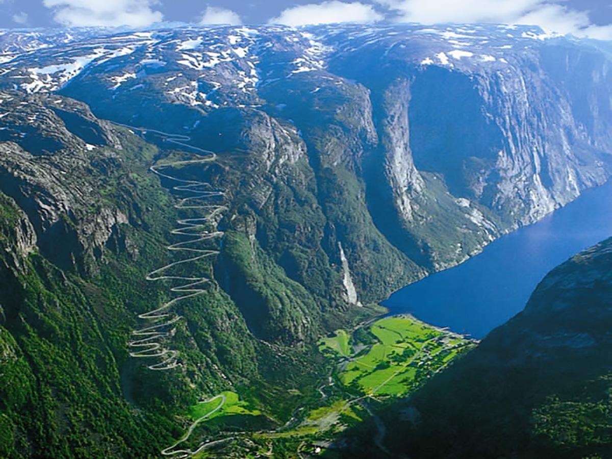 Lysebotn, Norway