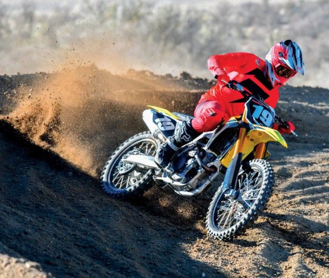 Weve Only Had The 2019 Suzuki Rm Z250 In Our Hands For Less