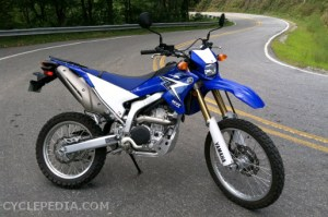 Yamaha WR250R WR250X Motorcycle Online Service Manual