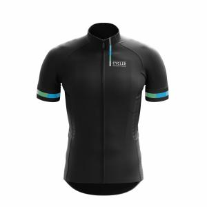 CYCLER Elite Performance Jersey Black