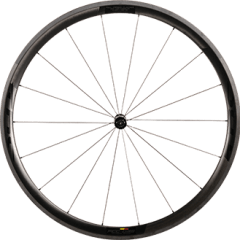 TRC Full Carbon Clincher Wielen 35mm TLR