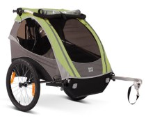 Burley bike trailer - dlite