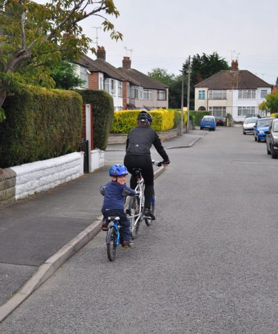 FollowMe tandem - easy ride out