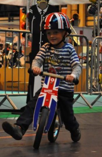 What is a balance bike?