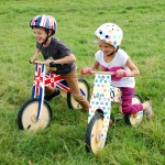 Balance Bike for older children with disabilities or balance problems