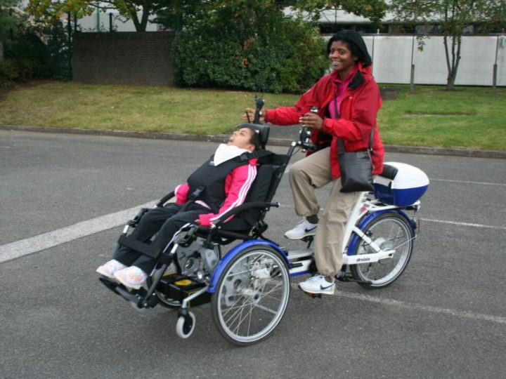 Inclusive cycling for all ages