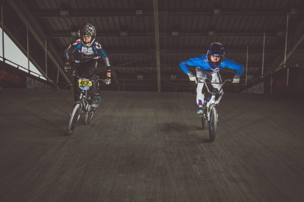Kids racing BMX's is this safe during coronavirus