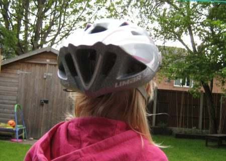 Limar kids cycle helmet review 515 and 525 models
