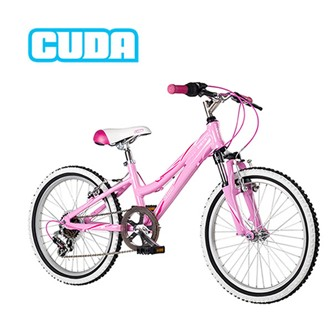 """Review of Barracuda Cuda XC sport 24"""" junior front suspension mountain bike for girls and boys"""