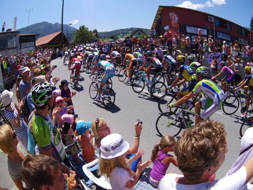 Tour de France Facts for Kids - Watching the Tour de France