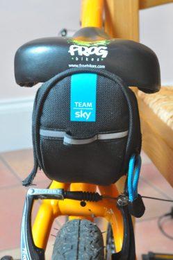 Frog Team Sky kids saddle bag