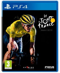 Tour de France kids activities - PS4 or XBox One game