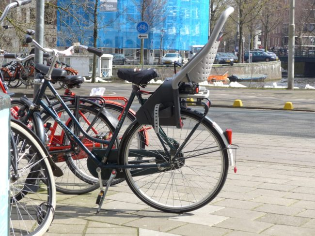 Yepp Maxi Rear Bike Seat