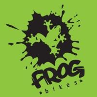 Frog Road 67 kids bike - Frog Logo