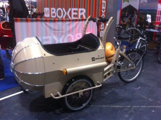 Boxer Cycles Rocket