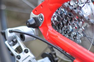 Islabikes Beinn - plenty of gears for those hills!