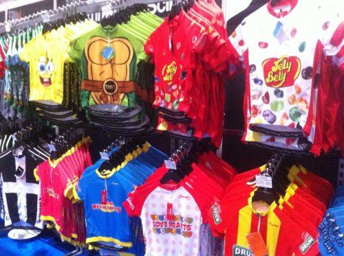 Sweet cycling jerseys