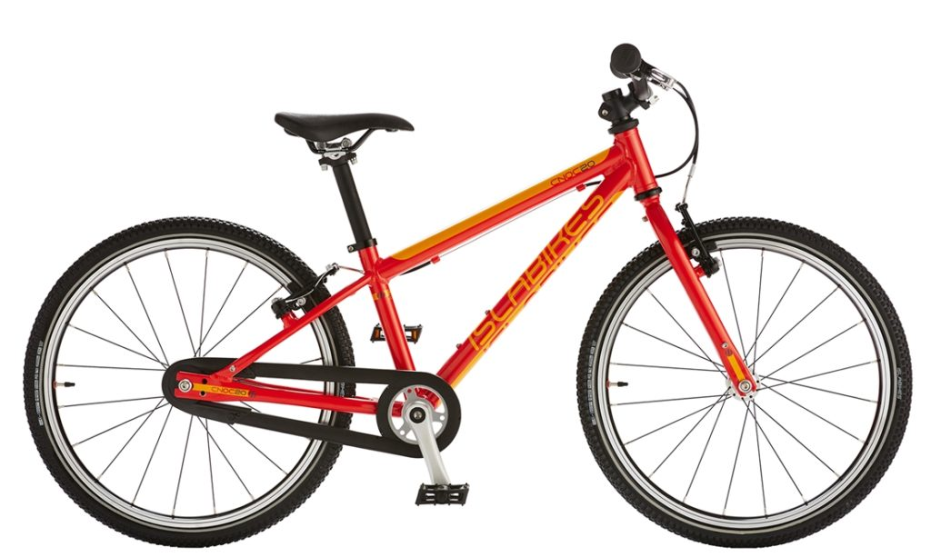 Islabikes Cnoc 20 single gear kids starter bikes