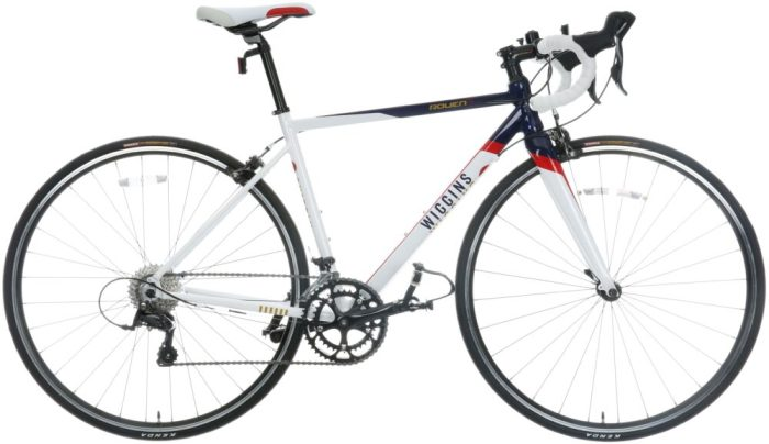 Wiggins 700c carbon road bike junior