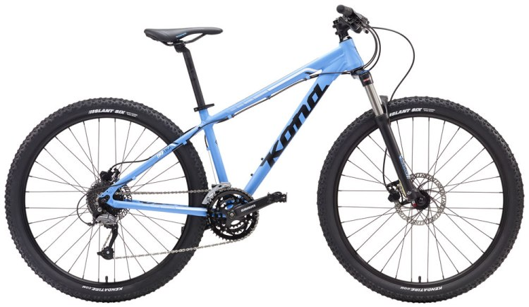 Kona mountain bikes for teenagers - kona tika available in xs and small sizes