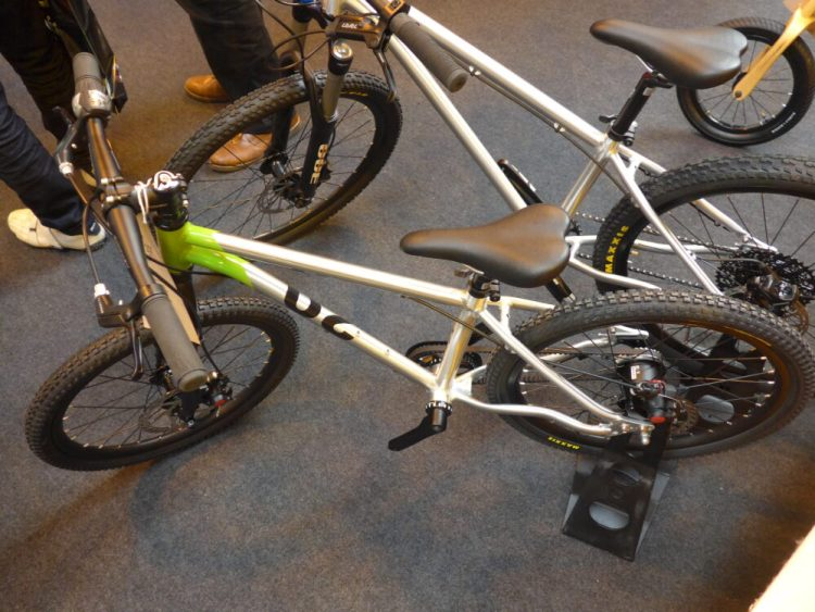 New Early Rider junior bikes at the 2016 Cycle Show