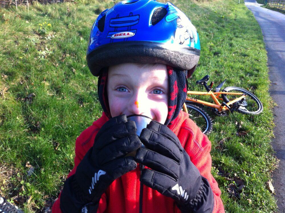 Boys Girls Kids Children Winter Gloves Warm Thermal Windproof Mittens Outdoor US