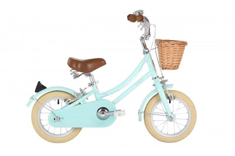 "Bobbin Gingersnap 12"" wheel girls bike"