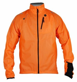 Polaris Junior Aqualite Extreme Kids Cycling Jacket which fits into a stuff sack