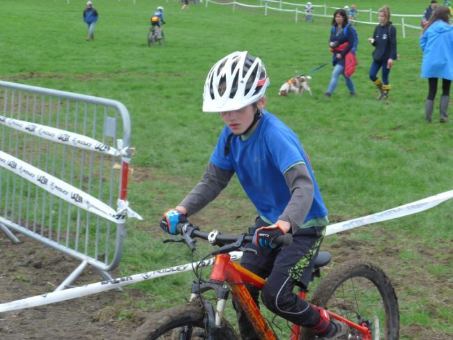 Polaris Zoom Tights with Altura kids MTB shorts