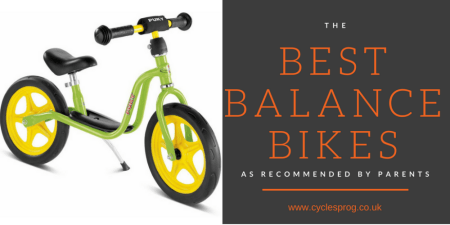 The Best Balance Bikes - as recommended by parents