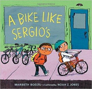 A Bike Like Sergios