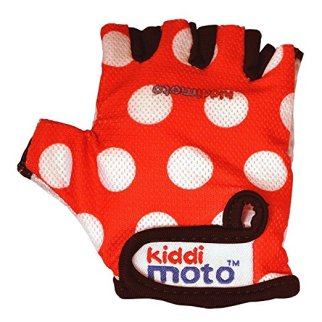 Kiddimoto dotty gloves