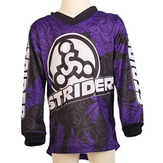 Strider Toddler bike racing jersey