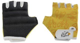 best cycling presents for a 4 year old this Christmas - Tour de France kids cycling gloves