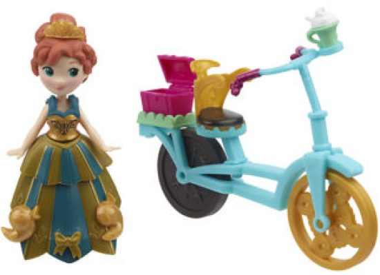 Frozen Anna bicycle toy