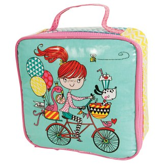 The Girl on a bike range make ideal gifts for girls who love to cycle